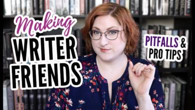 Making Writer Friends | Social Climbing, Group Chats & Performative Friendships